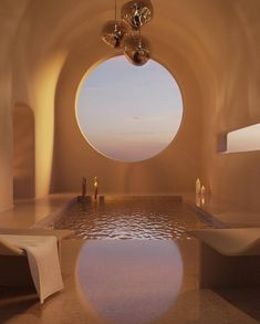 sunset inspo inspiration home living dream interiordesign interior highend perfection marble pink stone lightning love goldenhour candles romantic relax vibes Dream Home Design, My Dream Home, Home Interior Design, Interior And Exterior, House Design, Organic Architecture, Interior Architecture, Aesthetic Rooms, House Goals