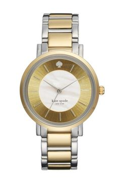 kate spade new york 'gramercy' bracelet watch, 34mm | No
