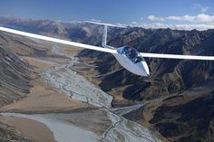 Private Mountain Soaring | Glide Omarama
