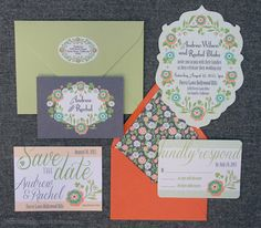 Hey, I found this really awesome Etsy listing at https://www.etsy.com/listing/160923843/beau-nouveau-wedding-stationery-sample