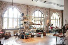 Design Treasures at Hallesches Haus : Former Kreuzberg Post Office , New Look 11