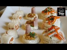 Canapes para fiestas 3 | Palitos de Queso y Membrillo | Canapes faciles y baratos, faciles y rapidos - YouTube