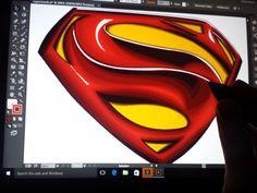 Super Cintiq by Kenneth Shinabery