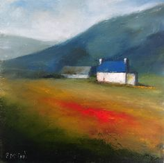 By Padraig McCaul  www.padraigmccaul.com, not a pastel, but would like to try this style with a photo I've got of Yorkshire