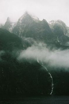 Fiordland, South Island, NZ (by Erik Streufert)