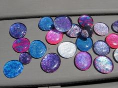 Recycle Nail Polish Jewelry Craft Tutorial