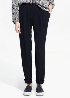 Pantalón cinturón desmontable
