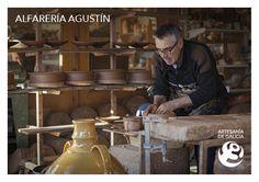 Alfarería Agustín. Olería de Niñodaguia. Artesanía de Galicia.