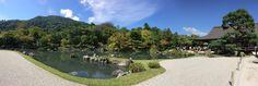 Tenryu-Ji temple & gardens, Arashiyama, Kyoto, Japan