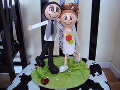 Fofuchas boda Tany Adrover