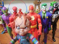 Flash Lego Homem Aranha  X Chucky Boneco Freddy Krueger Hora Pesadelo Fi...  #homemaranha #homem #aranha #spider #spiderman #peterparker #avengers #vingadores #toys #toys #おもちゃ #barbie #dolls #doll #kids #kids  #puppet #babyalive #lego #imaginext #marvel #DC #Comics #escola #school #educação #education  #lol #usa #funny #good #joke #Child #children #youtube #video #videos #crianças #criança
