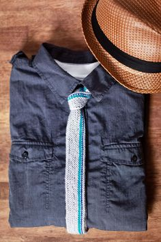 vertical_stripe_knit_tie (For James)
