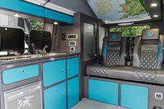 VW Campervan Conversions For Volkswagen Vans