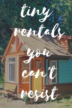 Inspired by the tiny house movement? Take the lifestyle for a test drive in one of these tiny house rentals available on TripAdvisor.