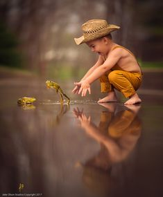 Leap Frog by Jake Olson Studios on 500px