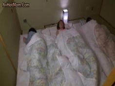 Escena sexual japonesa durmiendo