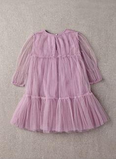 Nellystella LOVE Alice Dress in Lavender Herb - N15F004 - PRE-ORDER - Hello Alyss - Designer Children's Fashion Boutique