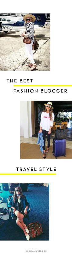 Style stars share their travel style
