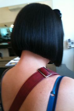 Classic bob by neville Humpage                     @ Harpers & Co Hair