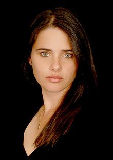 """Israeli Zionism IS Ethnic Cleansing: Israeli parliamentarian Hitler ••Ayelet Shaked•• """"Angel of Death"""" (2014-07-01 article by Jonathan Turley • trigger int'l backlash • ironic she calls ALL Palestinian kids """"snakes"""" when she's the ultimate biblical Eve(il) Snake! • """"the entire Palestinian people is the enemy""""  """"They have to die and their houses....in which they raised the snakes...should be demolished so that they cannot bear any more terrorists..."""" • FB https://www.facebook.com/shakedayelet"""
