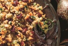 Confetti Couscous Salad with Dried Cherries