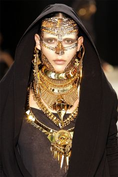 Givenchy haute couture, fall 2009