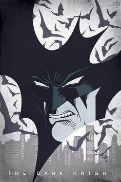 Batman - by Dennis Salatier