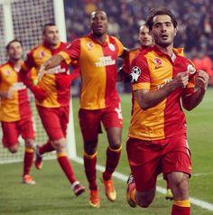 Her şey için Teşekkürler #Galatasaray #ChampionsLeague ❤