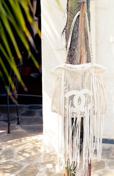 fringe + chanel = yes please