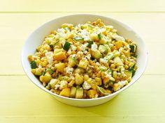 Barley Salad with Corn and Zucchini Recipe   Food Network Kitchen   Food Network