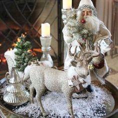 🎅🏼❤️☃️#christmasiscoming #christmasdecorations #christmas_interior #christmas