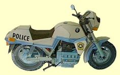 BMW Police Motocycle Free Vehicel Paper Model Download - http://www.papercraftsquare.com/bmw-police-motocycle-free-vehicel-paper-model-download.html#BMW, #Motocycle, #VehicelPaperModel