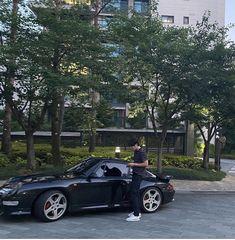 Jang Keun Suk, Antique Cars, Asia, Instagram, Vehicles, Image, Prince, Vintage Cars, Rolling Stock