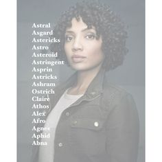 Walter's names for Astrid #Fringe #AstridFarnsworth