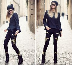 Get this look: http://lb.nu/look/3080709  More looks by Adenorah M: http://lb.nu/adenorah  Items in this look:  Missguided Pants