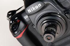 Nikkor 19mm f/2.8 Macro lens