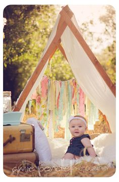 Making one for an up coming vintage photoshoot.....  The tent prop in this picture is awesome! You could make similar ones to use in your backyard or balcony.
