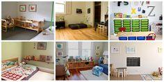 25 Habitaciones de bebé inspiradas en Montessori, te damos las claves....