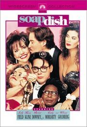 Sally Field, Kevin Kline, Robert Downie Jr, Whoopi Goldberg and an amazing supporting cast, what's not to love!! Not to mention a campy script about an aging actress in Hollywood surrounded by sharks and one gorgeous transvestite!!