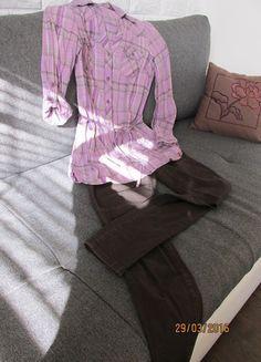 Kaufe meinen Artikel bei #Kleiderkreisel http://www.kleiderkreisel.de/damenmode/blusen/126140302-longbluse-von-edc