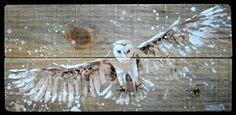 - Techniques mixtes sur bois - 52x72cm - Ref photo de Blissfully-Blind : Horse Stock 51 VENDU Ma page Facebook : www.facebook.com/pages/Jessica… Les écritures du copyright ne sont pas pr...