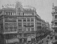1930. Plaza de Canalejas