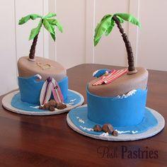 Beach cakes My Cake Decorating Magazine mycakedecorating.com