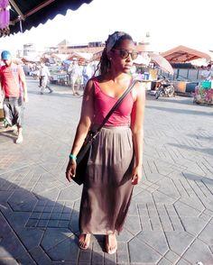 Passeio pelo mercado de Marrakech  • Vai lá no blog ver algumas fotos da #viagem [link na bio] #cabelonatural #penteadoprotector #naturalhair #blackgirlstraveltoo #protectivestyles #instatravel