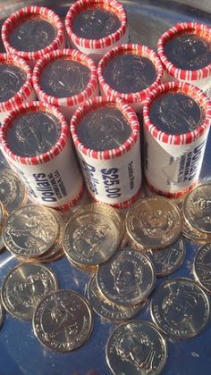 33 Best Toy Coinses Coin Roll Hunting Fun Images In 2020