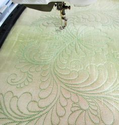 Embroidery - Tool Tip - Quilting-in-the-Hoop Bernina Embroidery Machine, Embroidery Tools, Embroidery Software, Machine Embroidery Patterns, Machine Quilting, Embroidery Ideas, Quilting Tools, Quilting Designs, Quilting Thread