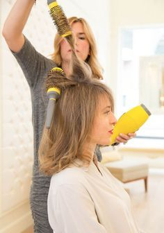 blowout tips from dry bar