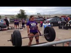 America's strongest woman 2013 event 3