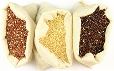 #DidYouKnow? There are three main types of #Quinoa: Red, White, and Black!#IdahoQuinoa
