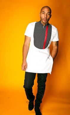 Threaded Culture is the home for Contemporary African clothing for men